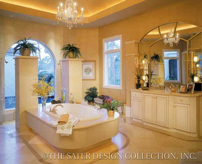 Prestonwood-Master Bathroom-Plan #6922