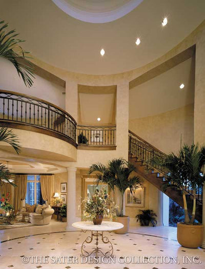 Prestonwood-Foyer-Plan #6922