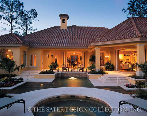 Home plan del toro sater design collection for Sater home designs
