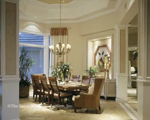 Home Plan Andros Island Sater Design Collection