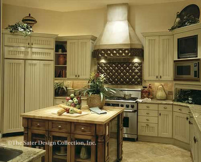 Andros Island - Kitchen View - Plan 6927_KT