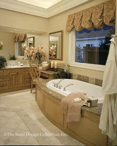 Andros Island - Master Bathroom - Plan 6927_MT