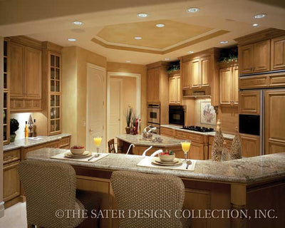 Saraceno-Kitchen- Plan#6929