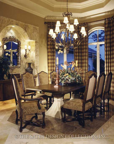 McKinney Home Dinning Room View -6936