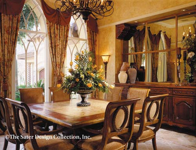 Marrakesh-Dining Room-Plan #6942