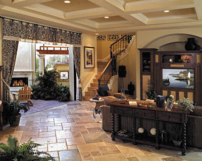Home plan gambier court sater design collection for Sater design ferretti