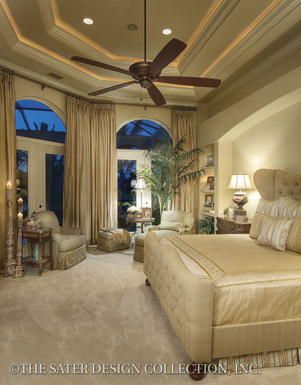 House plan prima porta sater design collection for Dan sater homes