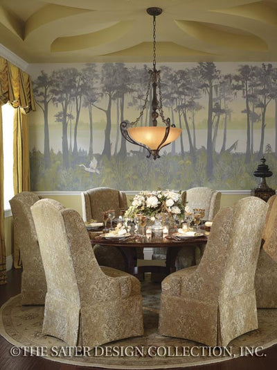 Camellia Manor-Dining Room-Plan #6956