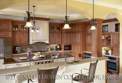 Camellia Manor-Kitchen-Plan #6956