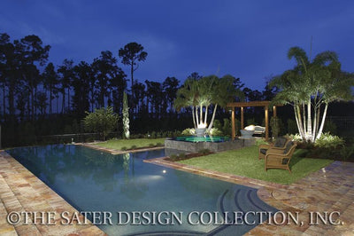 Camellia Manor-Pool-Plan #6956