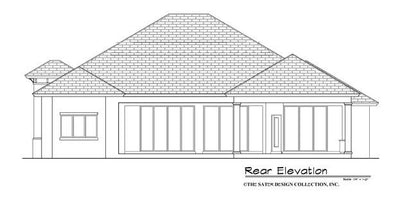 Mansfield House Plan