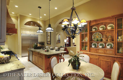 6959-Valdivia Home Plan's Kitchen/Nook