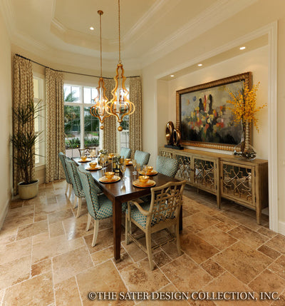 Portofino-Dining Room-Plan #6968
