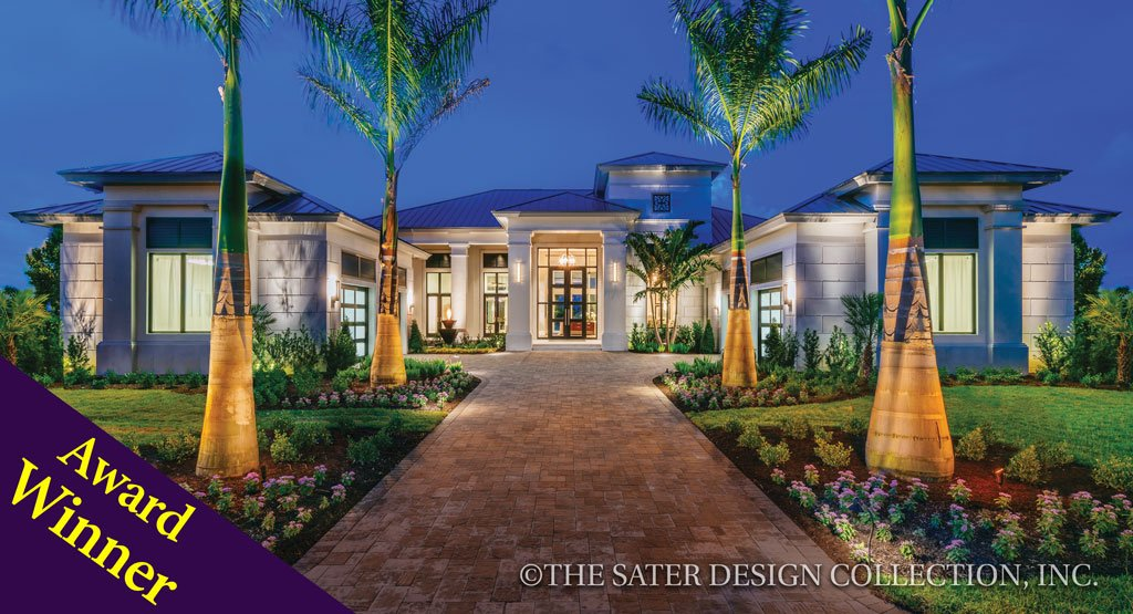 Stillwater Modern House Plan | Sater Design Collection
