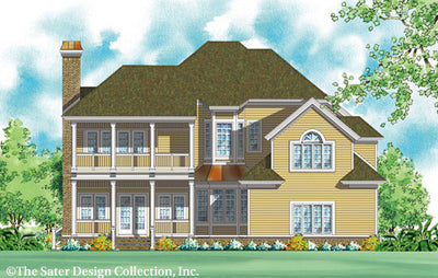 Kenton Farms-Rear Elevation-Plan #7016