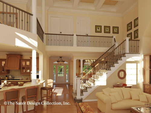 Ansel arbor sater design for Living room upstairs design