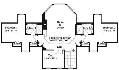 Merchan-Upper Level Floor Plan-#7032