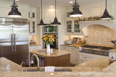 Oak Island Home Plan 7062 Kitchen-3