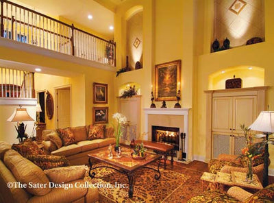 Cadenwood-Great Room-Plan #7076