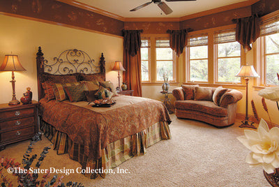 Cadenwood-Master Bedroom-Plan #7076