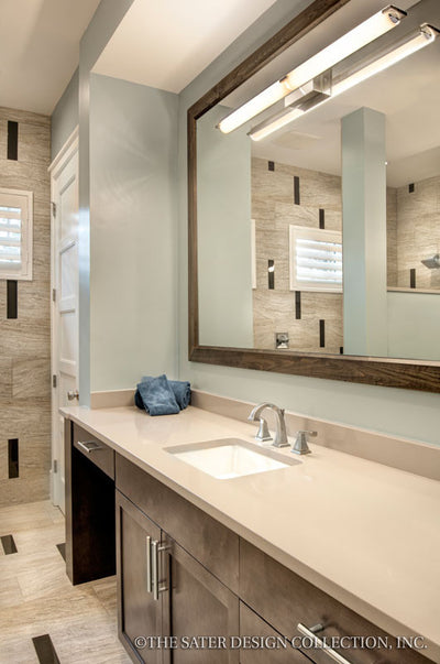 Prairie Pine Court Master Bathroom Image Plan 7083