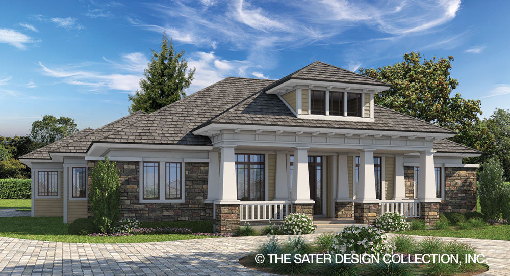 Nice Bayberry Lane House Plan Pictures
