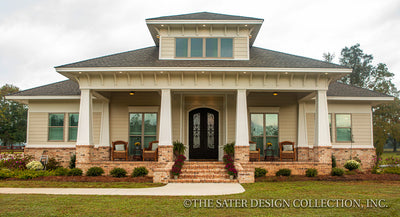 Home Plan Bayberry Lane Small House Plans Sater Design Collection