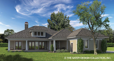 Bayberry Lane House Plan