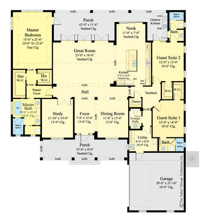 Maple Grove floor plan