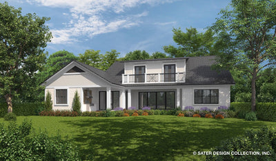 Banyan Ridge House Plan