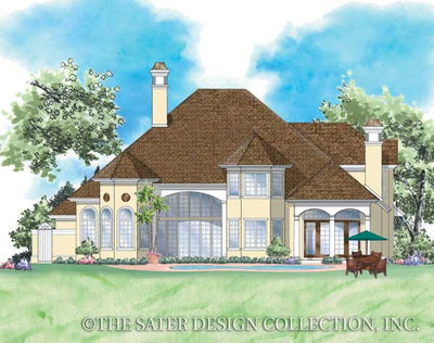 Elise-Rear Elevation-Plan #8012
