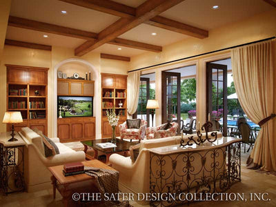 Mercato-Great Room-Plan #8028