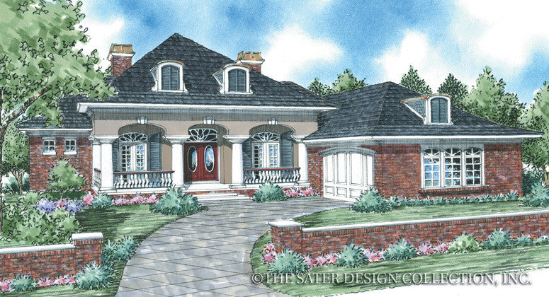 Kinsley-Front Elevation Rendering-8030