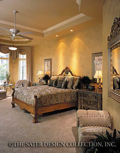 Winthrop-Master Bedroom-Plan #8034