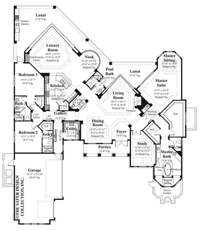 Winthrop-Floor Plan-Plan #8034