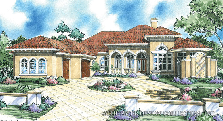 Laparelli-Front Elevation Render Image-Plan #8035