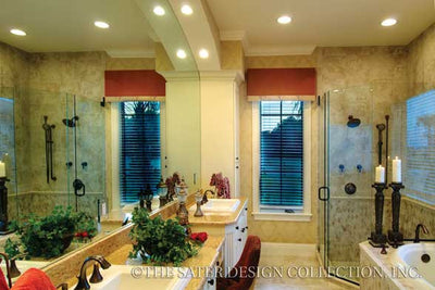 Caprina-Master Bath-Plan #8052