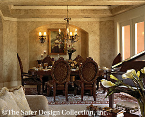 San Filippo-Dining Room- Plan #8055