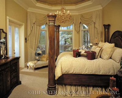 San Filippo-Master Bedroom- Plan #8055