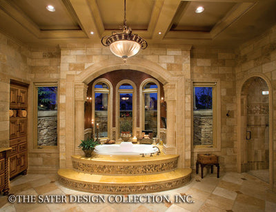 Villa Sabina-Master Bathroom-Plan #8068