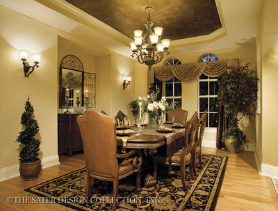 Leighton-Dining Room-Plan #8070