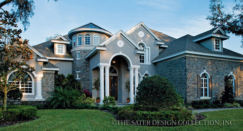 House Plan Leighton Sater Design Collection
