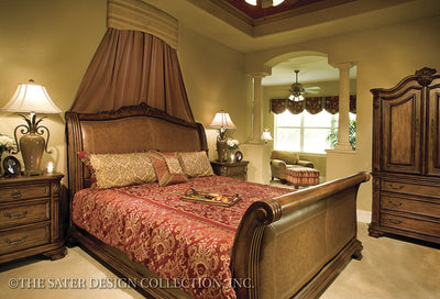 Leighton-Master Bedroom-Plan #8070