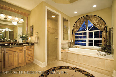 Leighton-Master Bathroom-Plan #8070