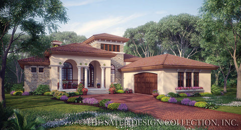 Tuscan House & Home Plans