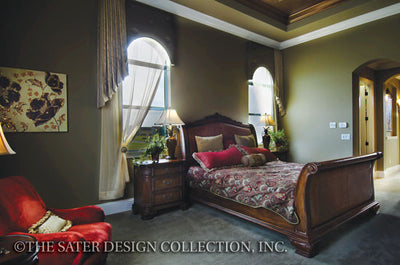 Bergantino-Master Bedroom-Plan #8079
