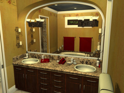 Melito-Master Bathroom-Plan #6555