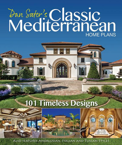 classic mediterranean home plans - Home And House Magazine
