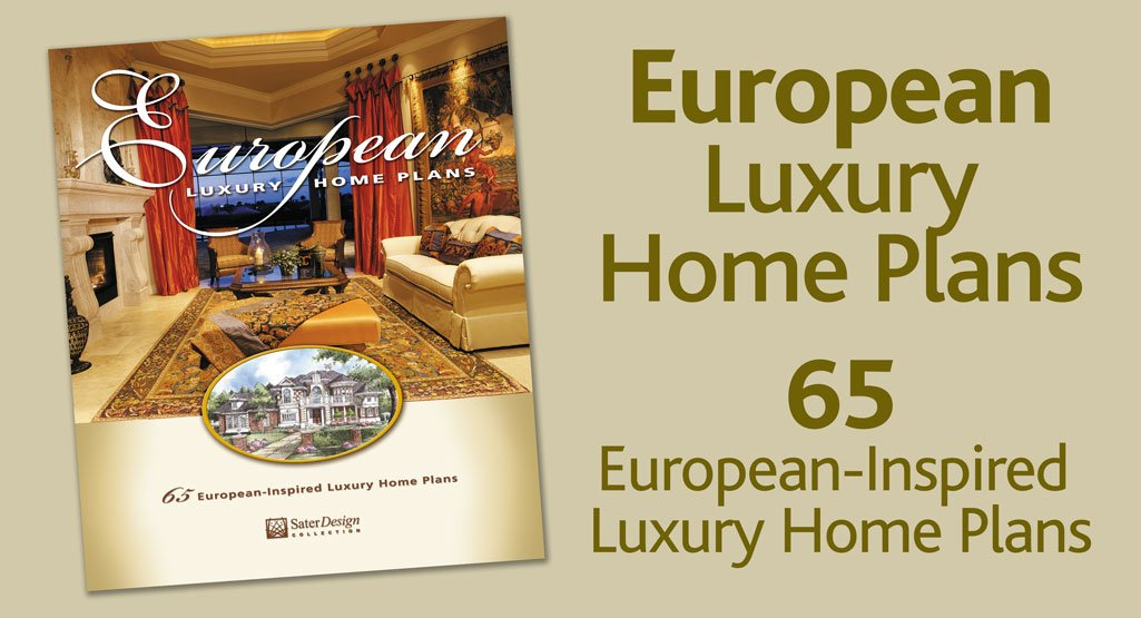 European Luxury Homes Book