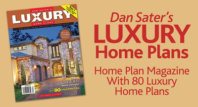 Luxury Home Plans Magazine #8